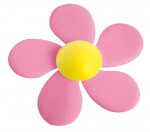 Waffel-Cosmos, rosa, 60mm, 100 Stück