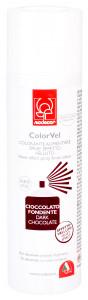 Velvet-Lebensmittelspray mit Samteffekt, dunkelbraun, zum Dekorieren von Eistorten, Speiseeis und Mousse, 250ml, 1 Stück