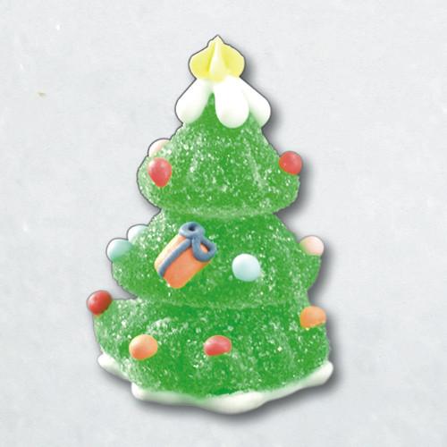 Geleé/Zucker-Weihnachtsbäume