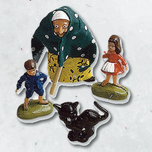 Hexengruppe, Kunststoff