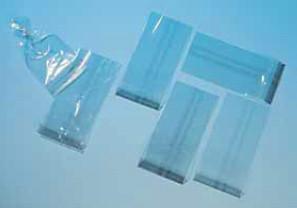 Zellglas-Flachbeutel, 60 x 130mm