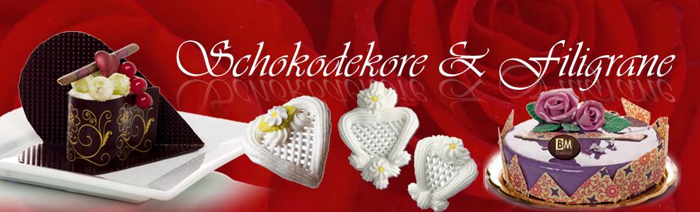Schoko- & Tortendekore