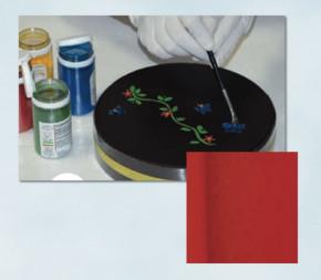 Lebensmittelfarbpulver, rot
