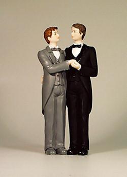 Männerpaar, Polystone