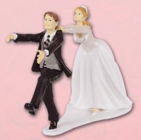Lustige Brautpaar, Mann hiergeblieben, Polystone