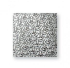 Tortenteller, Karton mit Silberfolie beschichtet, 12mm stark