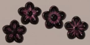 Schoko-Blume, 4-fach sortiert