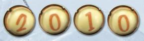 Schoko-Neujahrskugel, 3D, 3-fach sortiert
