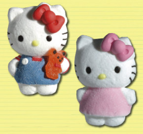 Hello Kitty, Marshmallow, sortiert