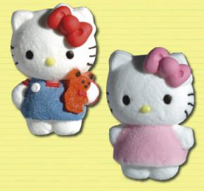 Hello Kitty, Marshmallow, sortiert