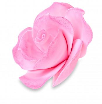 Zucker-Rosen, rosa, 17-teilig, 3x 88mm, 3x 65mm, 4x 55mm, 7x 40mm, glutenfrei, 1 Box