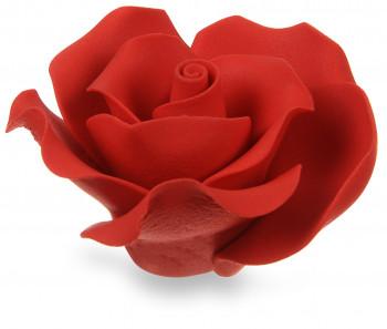 Zucker-Rosen, rot, 17-teilig, 3x 88mm, 3x 65mm, 4x 55mm, 7x 40mm, glutenfrei, 1 Box