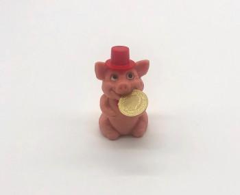 Papp-Münze, klein, 16mm, 100 Stück