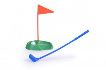 Torten-Deko-Kit Golf, Kunststoff, 4-teilig, 9,5-12,5cm, 10 Set