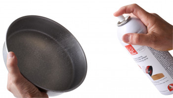 Lebensmittel-Trennspray, glutenfrei, 400ml, 1 Stück