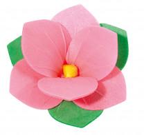 Waffel-Pfingstrose, rosa, 50mm, 100 Stück
