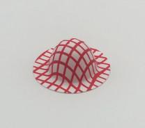 Clownhut, Melone, Kunststoff, tiefgezogen, 40mm, 1000 Stück