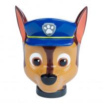 Chase Paw Patrol Spardose mit Drehverschluss, Kunststoff, im Display