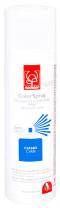 Lebensmittel-Perlsprühfarbe cyanblau, 250ml, glutenfrei, auf Alkoholbasis für Oberflächen