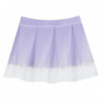 Tülltortenrand, violett