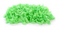 Oblaten-Streudekor, grün, in wiederverschließbarem Beutel, 250g, 1 Beutel