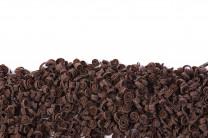 Schoko-Kringel dunkel, in wiederverschließbarem Beutel, 8-10mm, 1kg