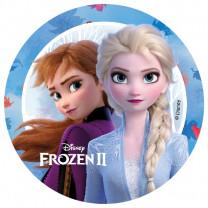 Waffel-Aufleger Frozen Eiskönigin, 3-fach sortiert, 14,5cm, 27 Stück