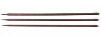 Schoko-Speere, dunkel, 200x4mm, 0,6kg, 300 Stück