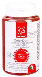 Pulverfarbe, rot, 25g, 1 Stück