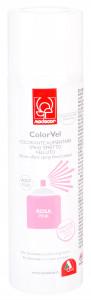 Velvet-Lebensmittelspray mit Samteffekt, rosa, zum Dekorieren von Eistorten, Speiseeis und Mousse, 250ml, 1 Stück