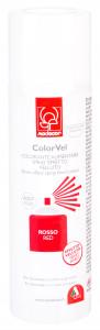 Velvet-Lebensmittelspray mit Samteffekt, rot, zum Dekorieren von Eistorten, Speiseeis und Mousse, 250ml, 1 Stück