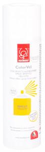 Velvet-Lebensmittelspray mit Samteffekt, gelb, zum Dekorieren von Eistorten, Speiseeis und Mousse, 250ml, 1 Stück