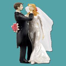 Brautpaar, Polystone