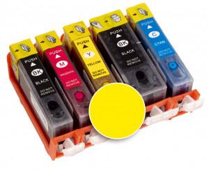 Kartusche gelb für Drucker A4