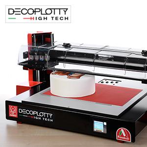 Decoplotty Drucker Hight Tech - Direktdruck auf allen Oberflächen