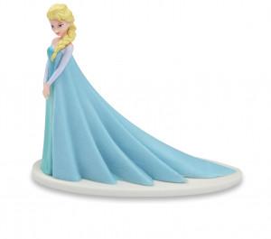 Elsa Frozen, Kunststoff, 10x8cm, 6 Stück