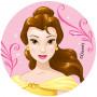 Esspapier-Aufleger Prinzessinen, 6-fach sortiert, 58mm, 144 Stück