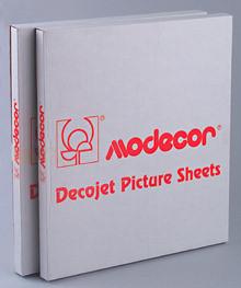 Zucker-Papier, für Drucker Decojet geeignet