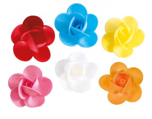 Waffel-Blumen, sortiert