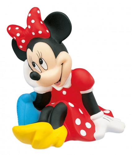 Minnie Spardose mit Drehverschluss, Kunststoff, ideal für Motivtorten
