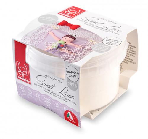 Pulver Sweet Lace Express (essbarer Spitzenrand), 200g, 1 Stück