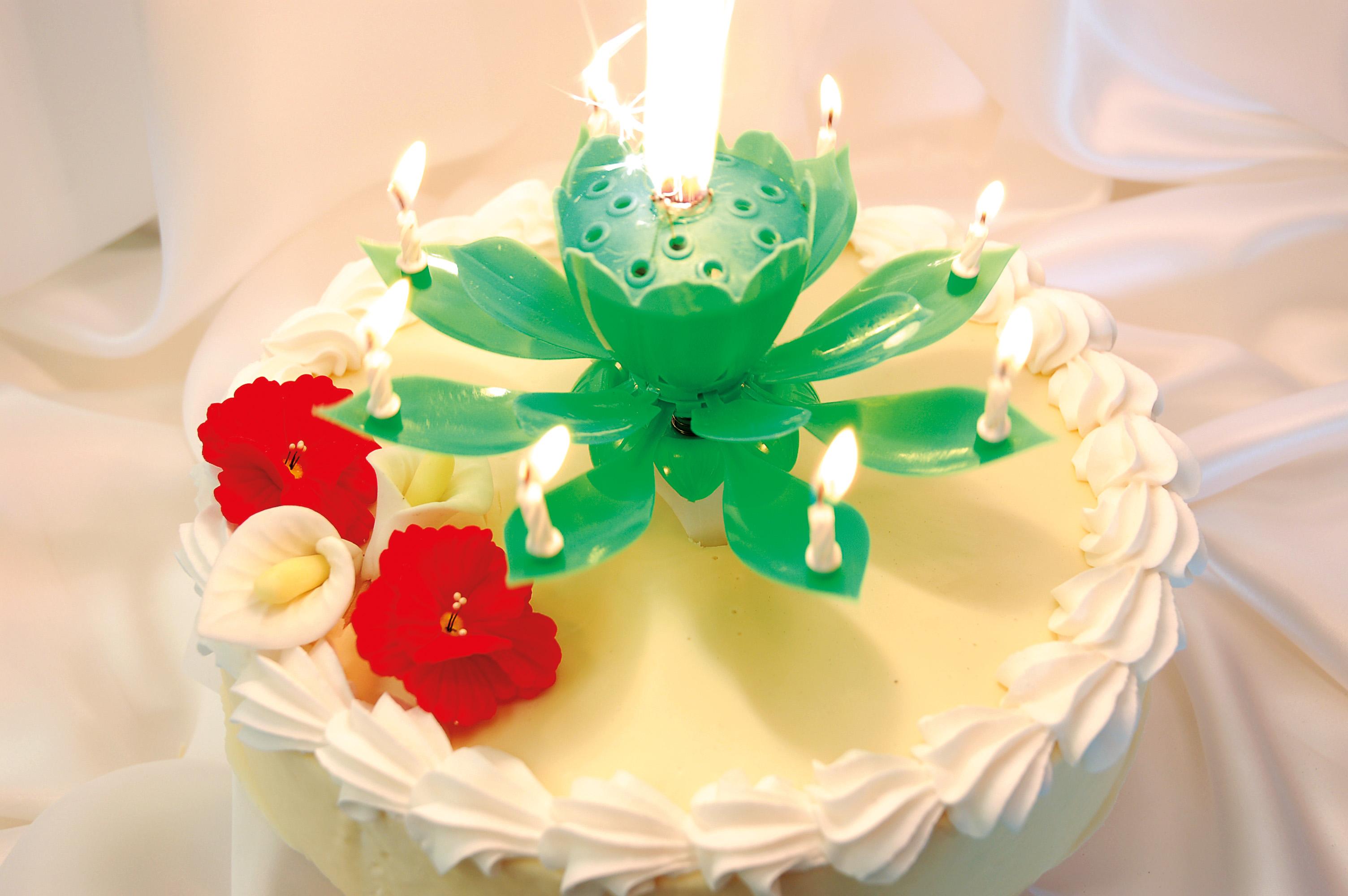 Kerzen & Feuerwerk