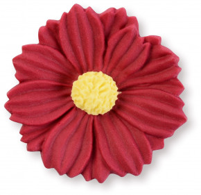 Zucker-Blumen, sortiert, glutenfrei, 30mm, 100 Stück,