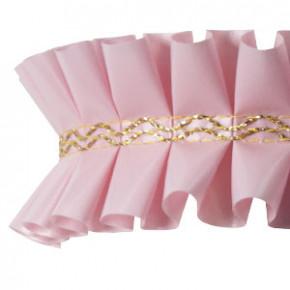 Tortenrand, rosa