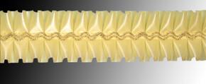 Tortenrand, gelb