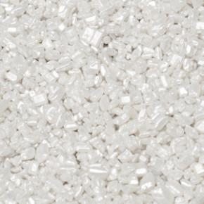 Zuckerkristalle, silber, 500g, 1 Box