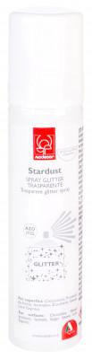Transparentes Silber-Glitterspray auf Alkoholbasis, 100ml