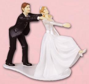 Lustiges Brautpaar, Frau hiergeblieben, Polystone