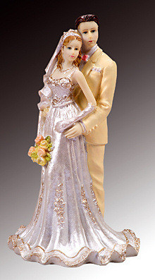Brautpaar einfach