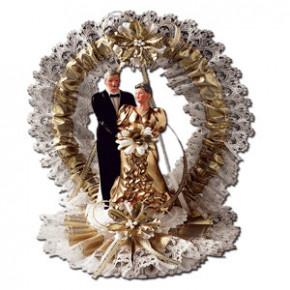 Porzellan-Brautpaar